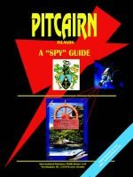 Pitcairn Islands a Spy Guide (Paperback): USA Ibp