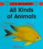 All kinds of animals (Hardcover, Library binding): Sally Hewitt