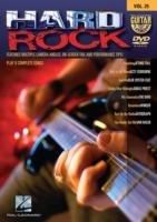 Guitar Play-Along, Volume 25 - Hard Rock (DVD):