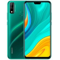 "Huawei Y8S Dual-Sim 6.5"" Octa-Core Smartphone with LTE (64GB)(Android 9)(Emerald Green):"
