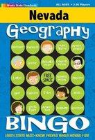 Nevada Bingo - Geography Edition (Paperback): Carole Marsh
