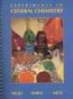 Experiments in Chemistry (Paperback, 2nd): Frank R Milio