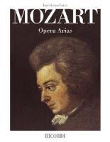 Mozart Opera Arias (Paperback): Paolo Toscano