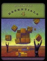 Business Essentials (Paperback, 4 International Ed): Ricky W. Griffin