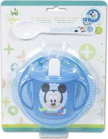 Disney Baby Mickey Mouse Micro Easy Baby Set (3 Piece):