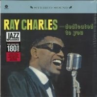 Ray Charles - Dedicated To You (Vinyl record): Ray Charles