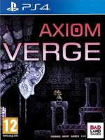 Axiom Verge (PlayStation 4):