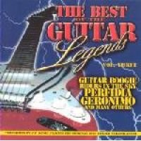 Jean - Pierre Danel - Best Of Guitar Legends - Vol.3 (CD): Jean - Pierre Danel