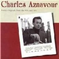 Aznavour Charles - Pop Legends (CD, Imported): Aznavour Charles