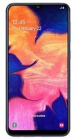 "Samsung Galaxy A10 6.2"" Octa-Core Dual-SIM Smartphone (32GB)(Android 9.0 Pie)(Blue):"