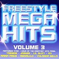 Freestyle Mega Hits 3 (CD): Various Artists