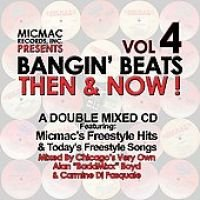 Various Artists - Bangin Beats: Then & Now 4 (CD): Bangin' Beats Vol 4, Various Artsits, Various Artists
