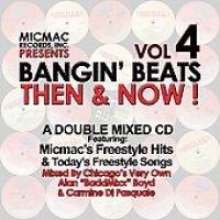 Various Artists - Bangin Beats: Then & Now 4 (CD): Bangin' Beats Vol 4, Various Artsits, Various Artists