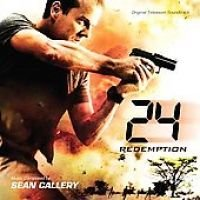 Original Soundtrack - 24: Redemption (CD): Original Soundtrack