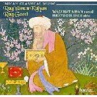 Wajahat Khan / Sukhvinder Singh - Indian Classical Music (CD): Wajahat Khan, Sukhvinder Singh