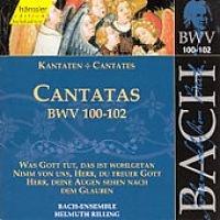 Helmuth Rilling / Gächinger Kantorei Stuttgart - Edition Bachakademie Vol 32 - Cantatas BWV 100-102 (CD): Helmuth Rilling,...