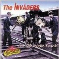 Invaders - On the Right Track (CD): Invaders