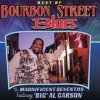 Magnificent Seventh's - Bourbon Street Blues (CD): Magnificent Seventh's