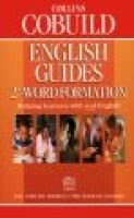 Collins COBUILD English Guides, Bk. 2 - Word Formation (Paperback):