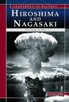 Hiroshima and Nagasaki - Fire from the Sky (Hardcover): Andrew Langley