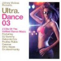 Ultra Dance 03 CD (2003) (CD): Various Artists