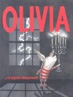Olivia... y el Juguete Desaparecido (Spanish, Hardcover): Ian Falconer