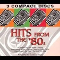 The Countdown Singers - Hits From the 80's (CD): The Countdown Singers