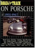 """Road & Track"" on Porsche, 1951-67 (Paperback, 2nd Revised edition): R.M. Clarke"