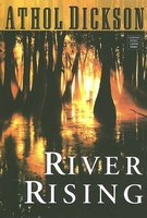 River Rising (Large print, Hardcover, large type edition): Athol Dickson