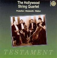 Hollywood String Quartet - String Works (CD): Hollywood String Quartet