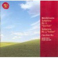 Mendelssohn / Bmg / Flor - Symphonies 3 & 4 / Athalia Overture (CD): Various Artists, Mendelssohn / Bmg / Flor