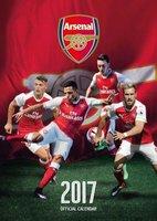 Arsenal: Official 2017 Calendar (Calendar):