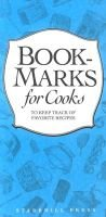 For Cooks Bookmarks - 12 Designs (Miscellaneous printed matter): Starrhill Press