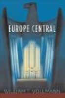Europe Central (Hardcover): William T Vollmann