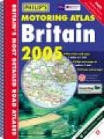 Motoring Atlas Britain (Spiral bound):