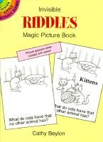Invisible Riddles Magic (Paperback): Cathy Beylon