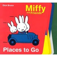Places to Go (Board book): Dick Bruna