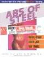 ABS of Steel - Flatter, Firmer ABS in Just Four Weeks (Paperback): Leisa Hart, Liz Neporent, Lisa Hart