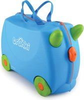 Trunki Kids' Ride-On Suitcase (Terrence):