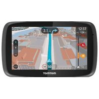 TomTom GO500 Smartphone Connected Automotive GPS with Lifetime Map Updates, Free Daily Map Changes and Maps for 57 African...