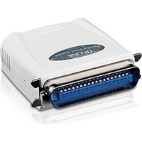 TP-LINK Single Parallel Port Fast Ethernet Print Server: