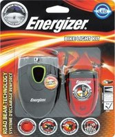 Energizer LED Bike Light Kit: