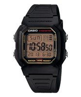 Casio W-800HG-9AV Watch with 10-Year Battery: