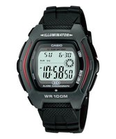 Casio HDD-600-1AV Watch with 10-Year Battery: