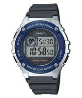 Casio W-216H-2AV Digital Watch: