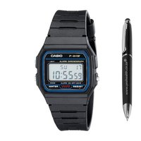 Casio Alarm Digital Watch (Black):
