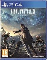 Final Fantasy XV (PlayStation 4, Blu-ray disc):