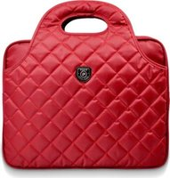 "Port Designs Firenze Bag for Up to 15.6"" Notebooks (Red):"