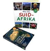 Afrikaanse 2-Boek Bundel - Die Verhaal Van Lewe & Die Omgewing / Alles Oor Suid-Afrika (Afrikaans, Paperback): Jo van As,...