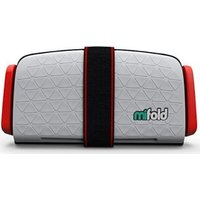 Mifold Grab & Go Car Booster Seat (Pearl Grey):